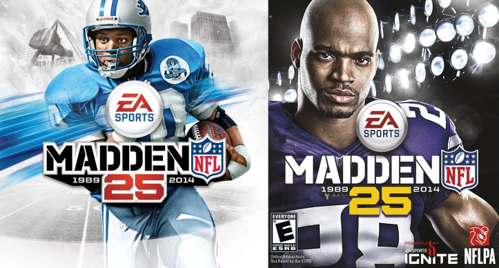 Madden Cover Athletes: Where Are They Now? – All Day Every Week